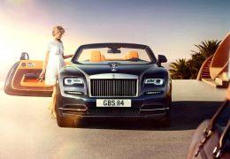 Rolls-Royce lança superconversível de luxo chamado Dawn