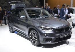Nova geração do BMW X1 virá ao Brasil em 2016