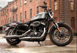 Harley Iron 883 chega com visual arrasador