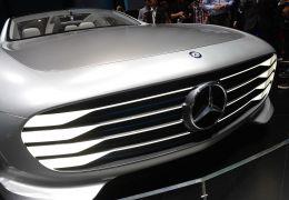 Mercedes apresenta conceito IAA