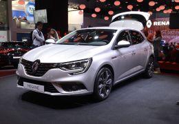 Ousadia do novo Renault Megane chama a atenção