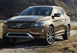 Volvo convoca XC60 e S60 para recall