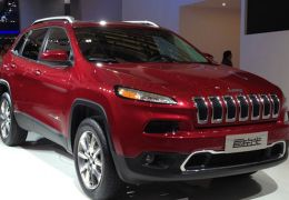Jeep Cherokee sofre recall no Brasil