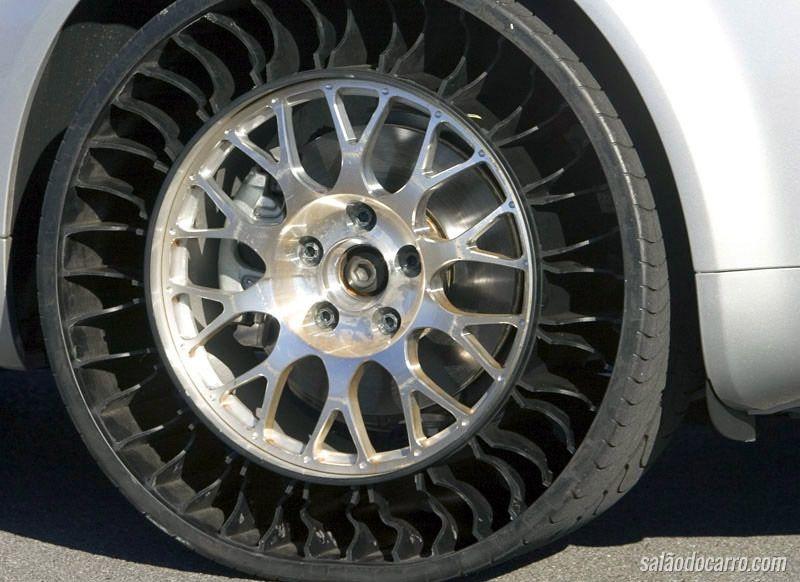 Como funciona a blindagem de pneus