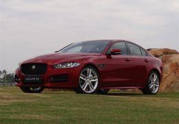 Primeiras impressões do Jaguar XE