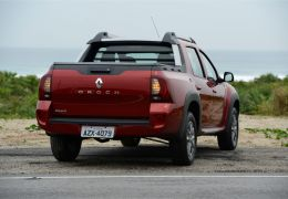 Teste do Renault Duster Oroch