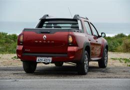 Teste do Renault Duster Oroch