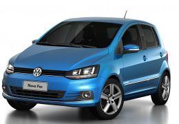 VW Fox ganhará transmissão Tiptronic em 2017