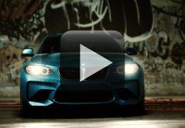 BMW fecha parceria com EA e lança M2 Coupe em Need for Speed