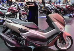 Yamaha Nmax chega ao Brasil em 2016