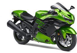 Kawasaki revela ZX-14R 2016