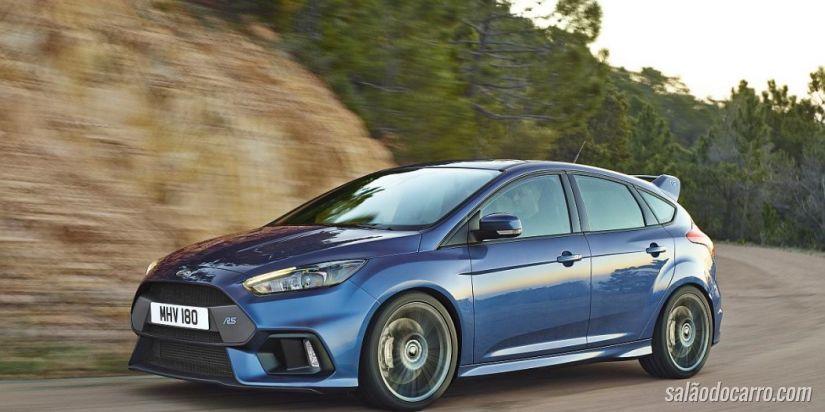 Novo Focus RS terá motor 2.3 Ecoboost