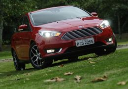 Teste do Ford Focus Titanium Plus 2.0