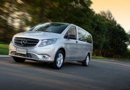 Lançamento do furgão Vito e de versões do Accelo, Atego e Actros, da Mercedes-Benz