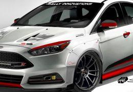 Ford Focus leva 4 novas versões para o SEMA Show 2015