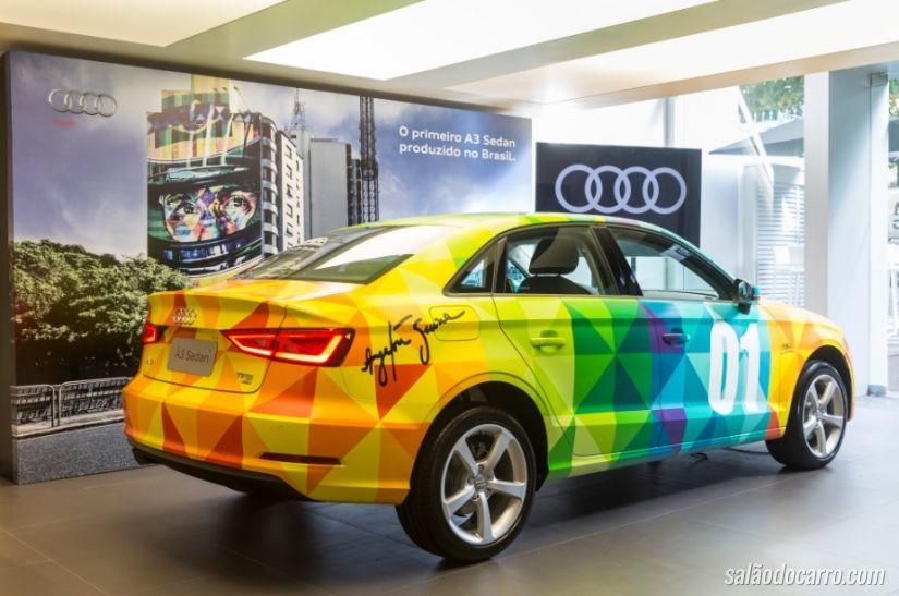 Audi estreia primeiro A3 Sedan nacional