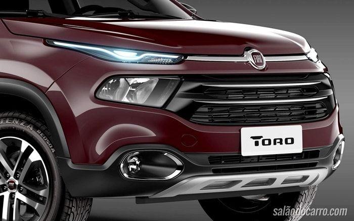 Fiat Toro básica se chamará Urban