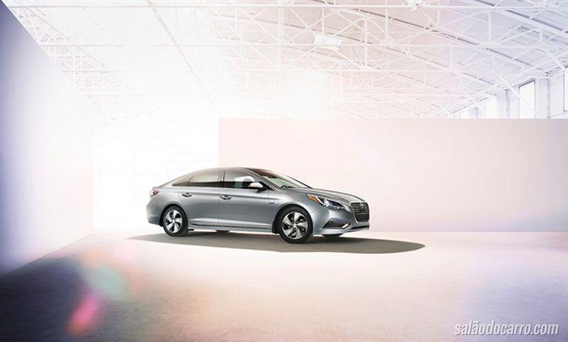Sonata Hybrid chega ao mercado por US$ 38.600