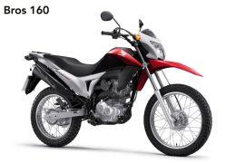 Honda apresenta versão mais barata da NXR 160 Bros
