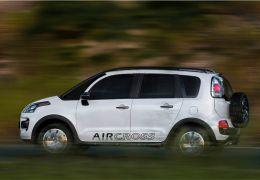 Primeiras impressões do Citroën Aircross 2016