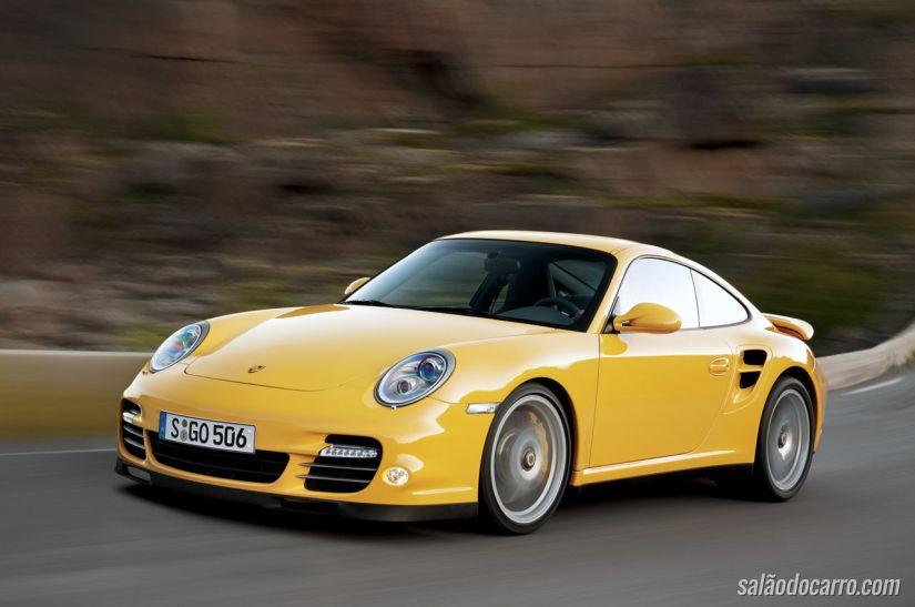 Porsche troca carros de autoescola por modelo 911
