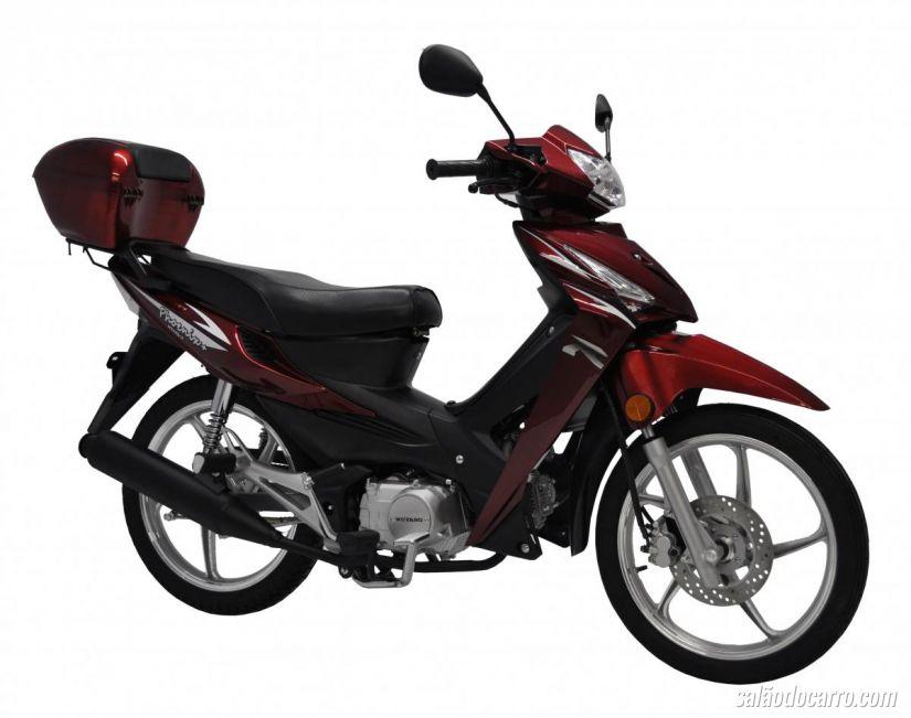 Condutores de motos 50cc não precisam mais tirar CNH