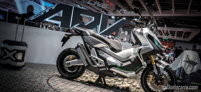 Honda apresenta City Adventure em Milão