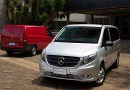 Primeiras impressões do Mercedes-Benz Vito