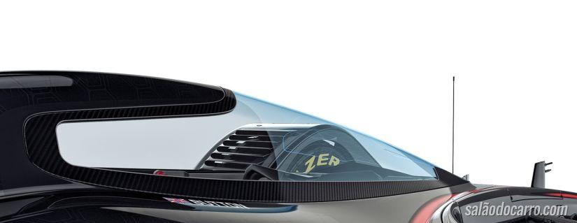 McLaren divulga vídeo com carro de corrida futurista