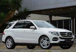 Mercedes GLE chega ao Brasil com motor 3.0