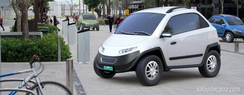 Projeto de carro elétrico brasileiro recebe financiamento