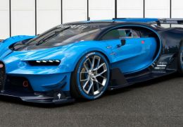 Salão de Genebra receberá Bugatti Chiron