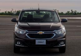 Primeiras impressões do novo Chevrolet Cobalt