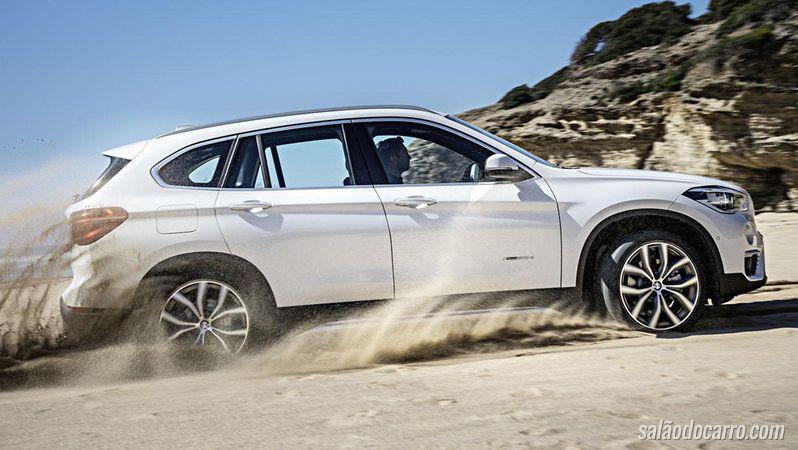 BMW inicia pré-venda do novo X1