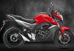 Honda lança nova Hornet