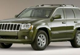 Jeep convoca recall do Cherokee e Grand Cherokee