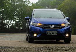 Teste do Honda Fit EXL
