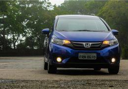 Teste do Honda Fit EXL