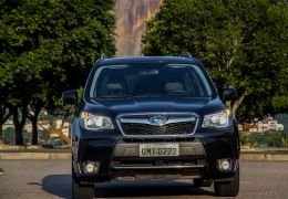 Teste do Subaru Forester XT Turbo