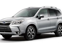 Subaru Forester S e XT sofrem recall