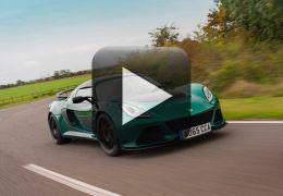 Confira imagens do novo Lotus Exige Sport 350