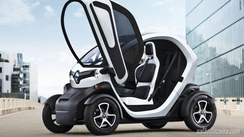 Renault Twizy ganha autorização para ser vendido no Brasil