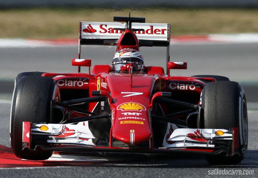 Saiba como será um carro de F1 em 2017