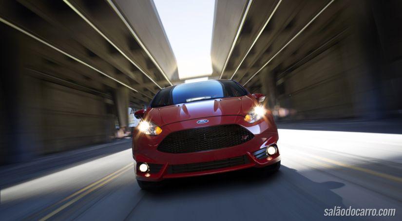 Fiesta RS 2017 promete 250 cv