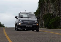 Teste do Fiat 500 Abarth