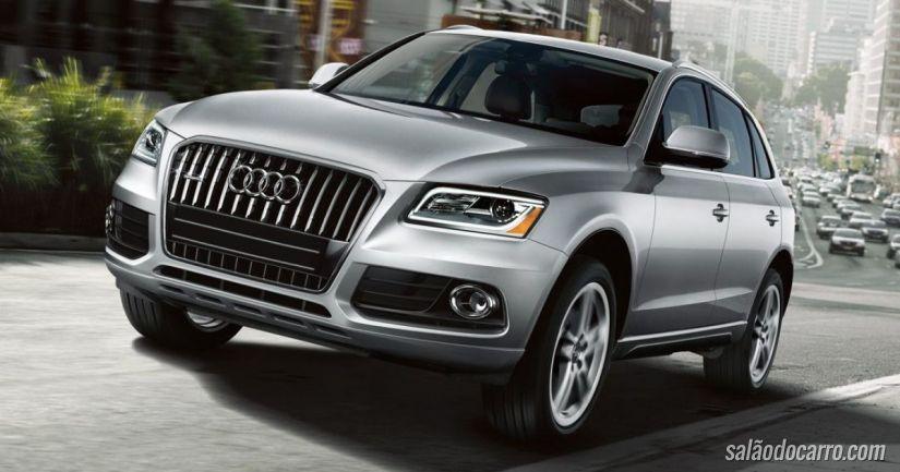 Audi confirma o Q2
