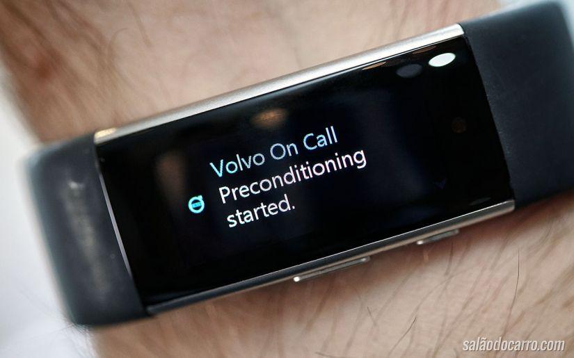 Volvo confirma lançamento de sistema de reconhecimento de voz