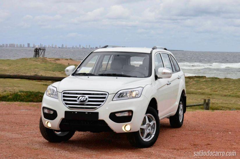 Lifan X60 tem preços a partir de R$ 61.990