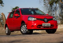 Teste do Renault Clio Expression