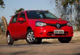 Teste do Renault Clio Expression